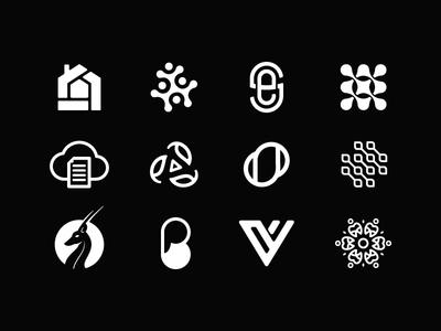 Black Logofolio