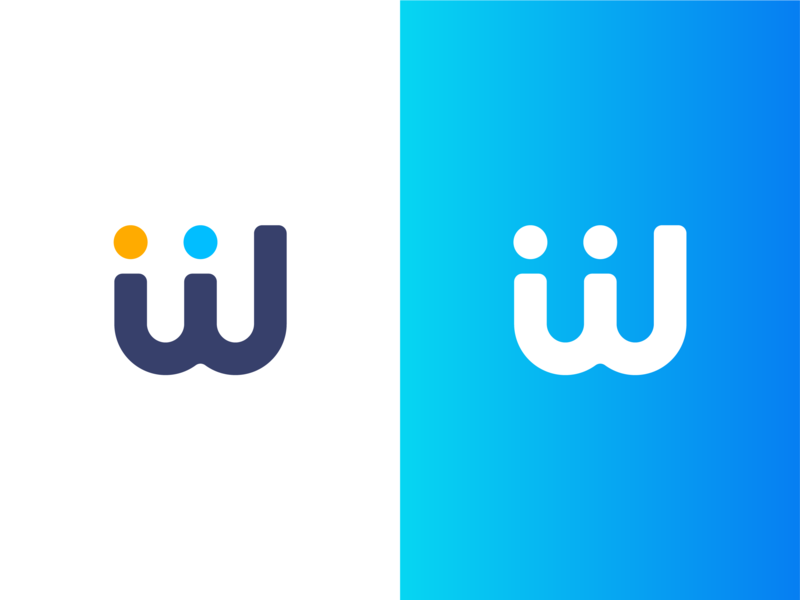 W Logo Design By Eugene On Dribbble
