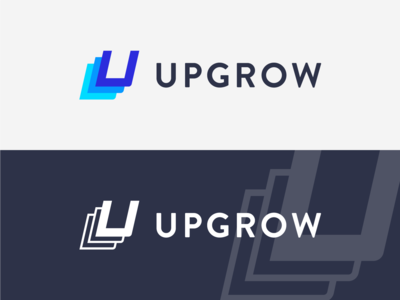 UpGrow Logo Design Exploration