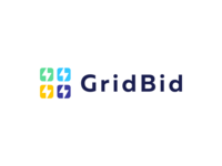 GridBid Logo Design - Unused Concept