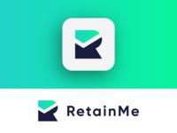 RetainMe Logo Exploration