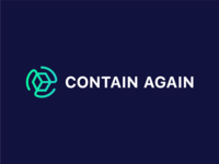 Contain Again Logo Design