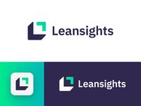 Leansights Logo Design Concept