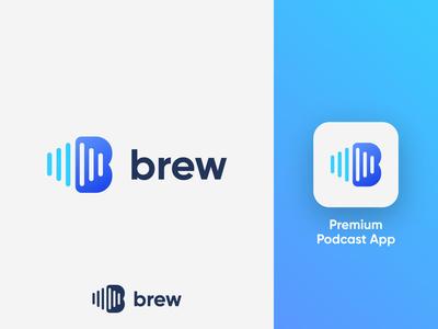 Brew - Logo Design Concept