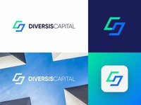 DiversisCapital - Logo Design Concept