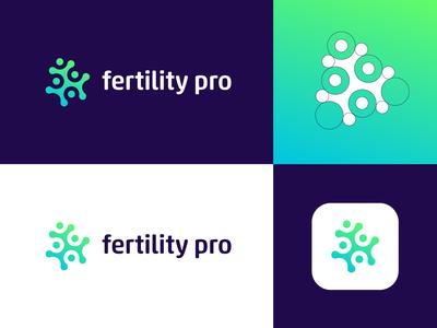 Fertility Pro - Logo Design Concept