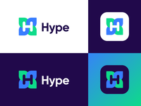 Hype App - Logo Design Concept
