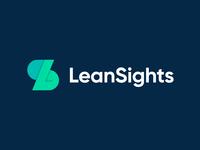 LeanSights - Approved Logo Design