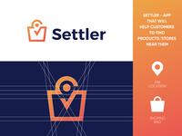 Settler - Logo Design Concept