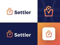 Settler - Approved Logo Design