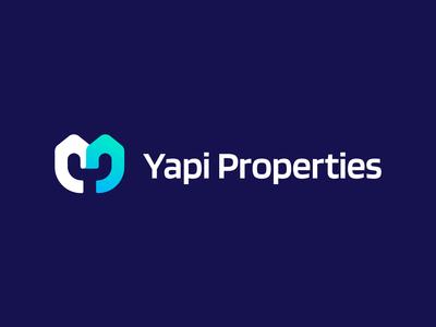 Yapi Properties - Approved Logo Design