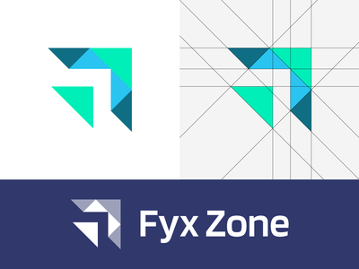 Fyx Zone - Logo Design Exploration