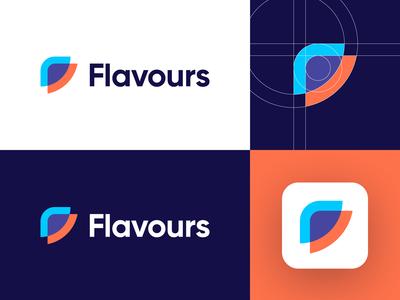 Flavours - Logo Design Concept
