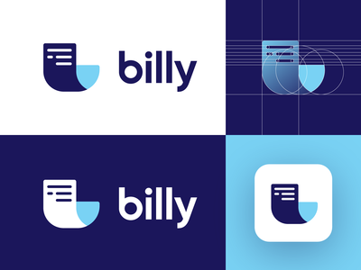 Billy - Approved Logo Design