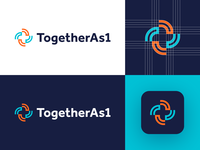 TogetherAs1 - Logo Design Concept
