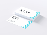 🏢 Manager business cards
