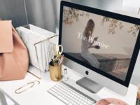 💁♀️ Feminine website