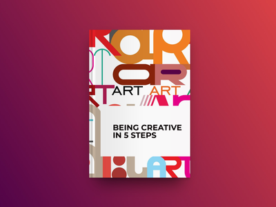 📕 Art book cover mockup template smartmockups placeit print book cover