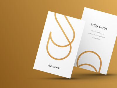 💎 Luxury gold business cards mockup template smartmockups placeit business card print