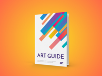 📕 Art guide book