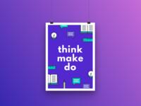 📌 Design Poster design