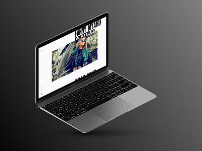 💻 Design portfolio placeit smartmockups template mockup macbook web design website inspiration ui