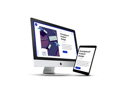💎 DesignBetter.Co website placeit smartmockups template mockup ipad imac web design website inspiration ui