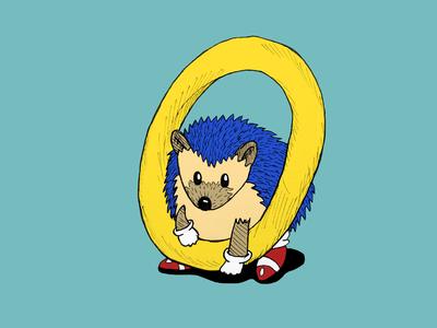 Hedgehog Sonic
