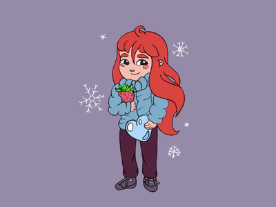 Madeline from Celeste