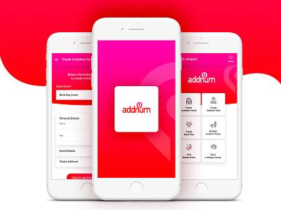 Event Booking App shibupavizha gift location bookingapp mobile app bestui minimal latest app design  event booking ios android
