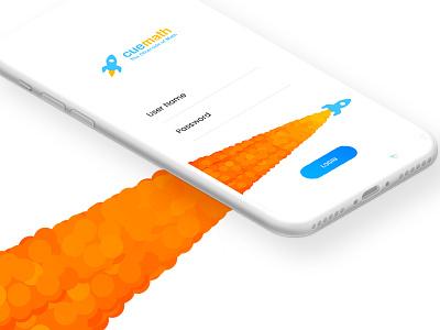 UI Design for Learning App shibupavizha interactive cleanapp mobile app bestui minimal latest app design  learningapp ios android