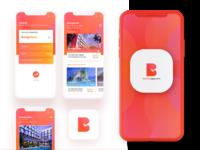 UI Design - Hotel Booking App