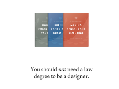 The First Books typography book design fonts league