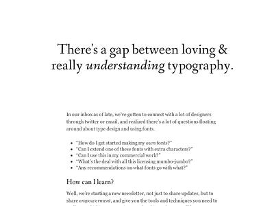 Simplified League site fonts league typography