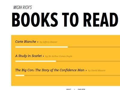 Books to read   micah rich   literati.me 1