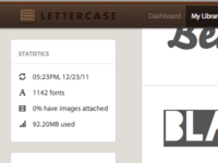 Latest Lettercase