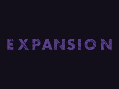 Expansion Wordmark