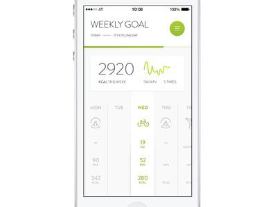 Healthy Application health healthy application mobile iphone run sport activity calendar