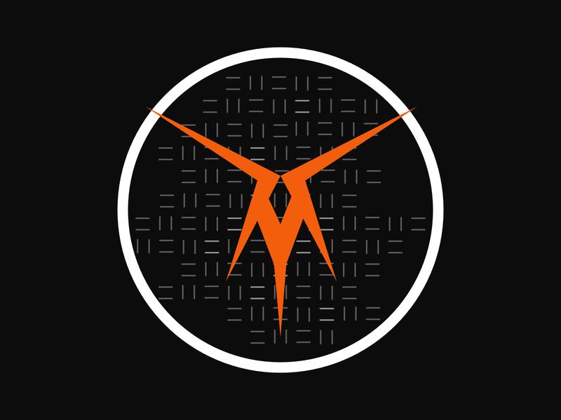 Random Logo Design visual  identity lines mark app illustrator icon brand color digital graphic illustration vector design logo