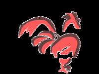 Rooster Talisman