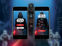 Star Wars Sign Up Page - #ChallengePerfectionism 003