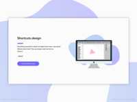Shortcuts.Design Preview Dribbble2