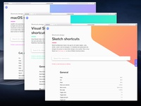 Shortcuts.design Search & Toolspage Resedesign