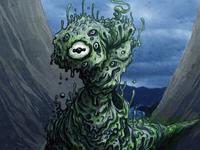 Shoggoth - A future NecronomiCards Summon card