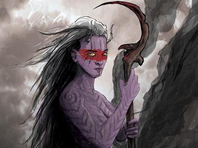 Lilith - NecronomiCards