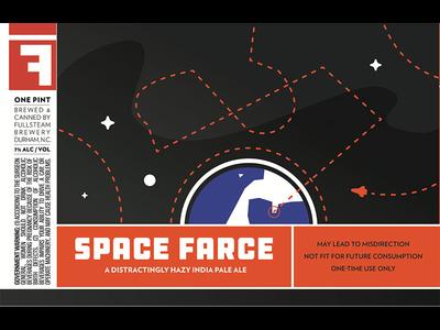 Space Farce – a Fullsteam IPA