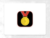 gold medal game appicon