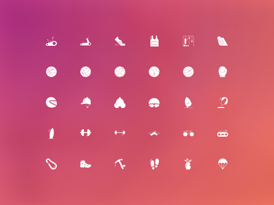 Sports Icon outlines freebie ui app solid line download free icon sports