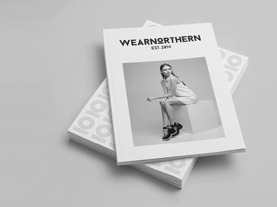 WearNorthern Corporate Identity – Editorial