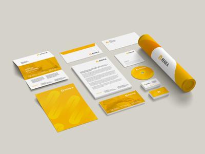 Renka Corporate Identity – Corporate Design